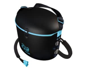 ARS Aqua Relief System Hot or Cold Water Therapy Device