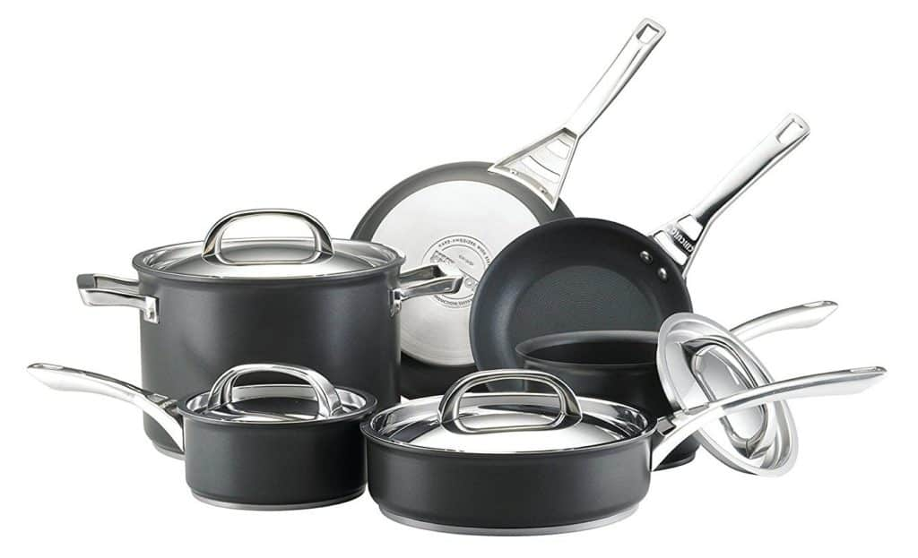 Circulon Infinite Hard Anodized Nonstick Cookware Set
