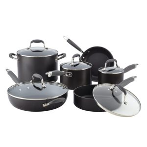 Anolon Advanced Hard Anodized Nonstick 11-Piece
