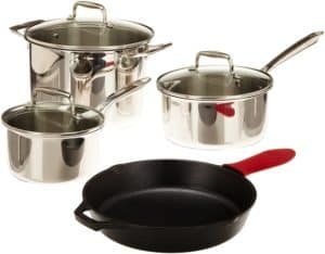 Cast Iron Cookware Sets