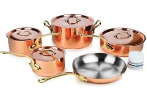 MauvielMheritage M250B cookware
