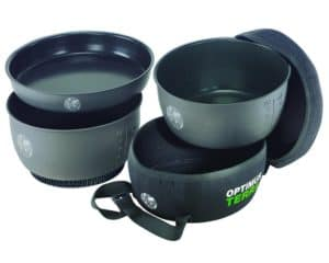 Optimus Terra HE 3 piece cookset