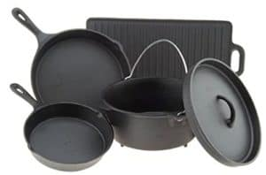 Cast Iron Cookware for Your Home