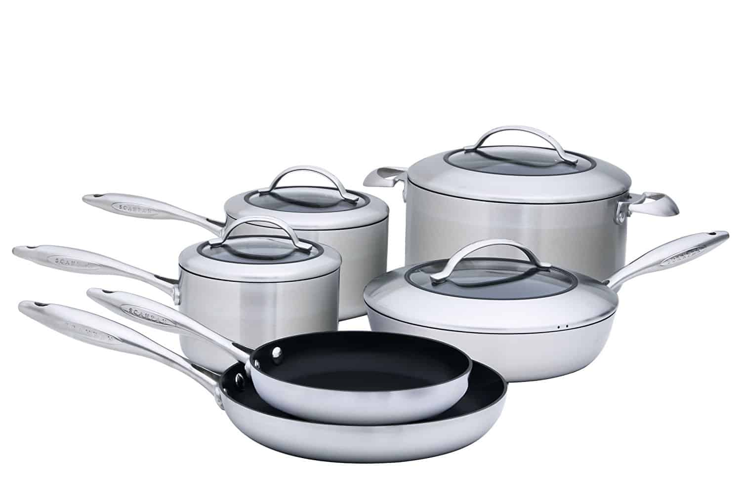 Scanpan CTX Nonstick 10-Piece Cookware Set
