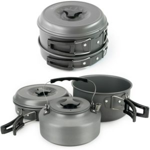 Backpacking Cookware Set