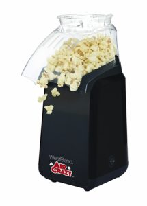 West Bend 82418BK Air Crazy – The Finest Popcorn Maker For The Whole Family
