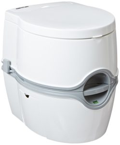 Porta Potti Curve Portable Toilet
