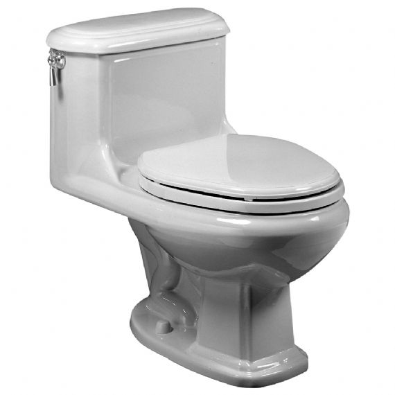 2038016165 antiquity one piece elongated toilet