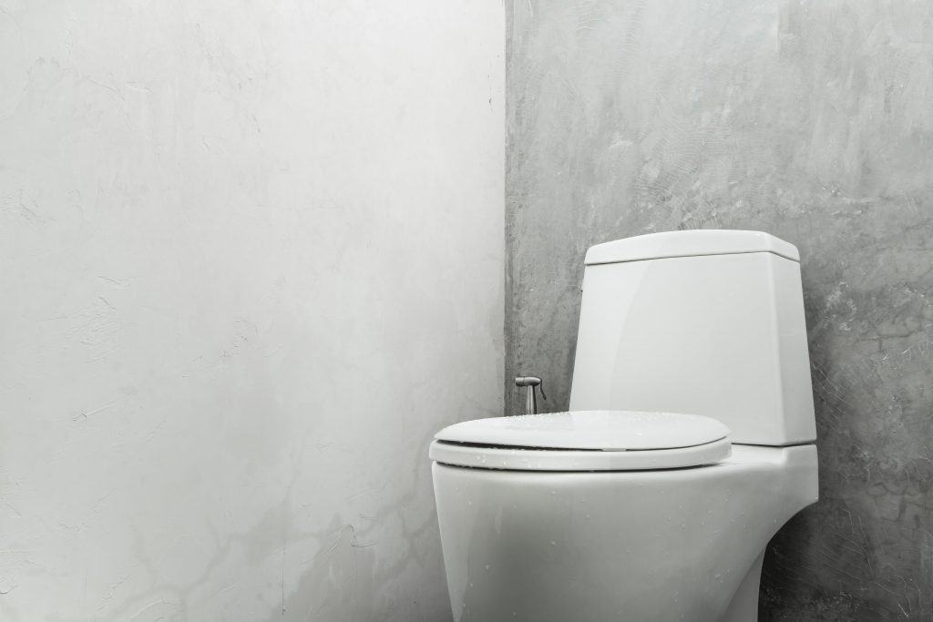 modern toilet in minimalist bathroom 4460x4460 1024x683