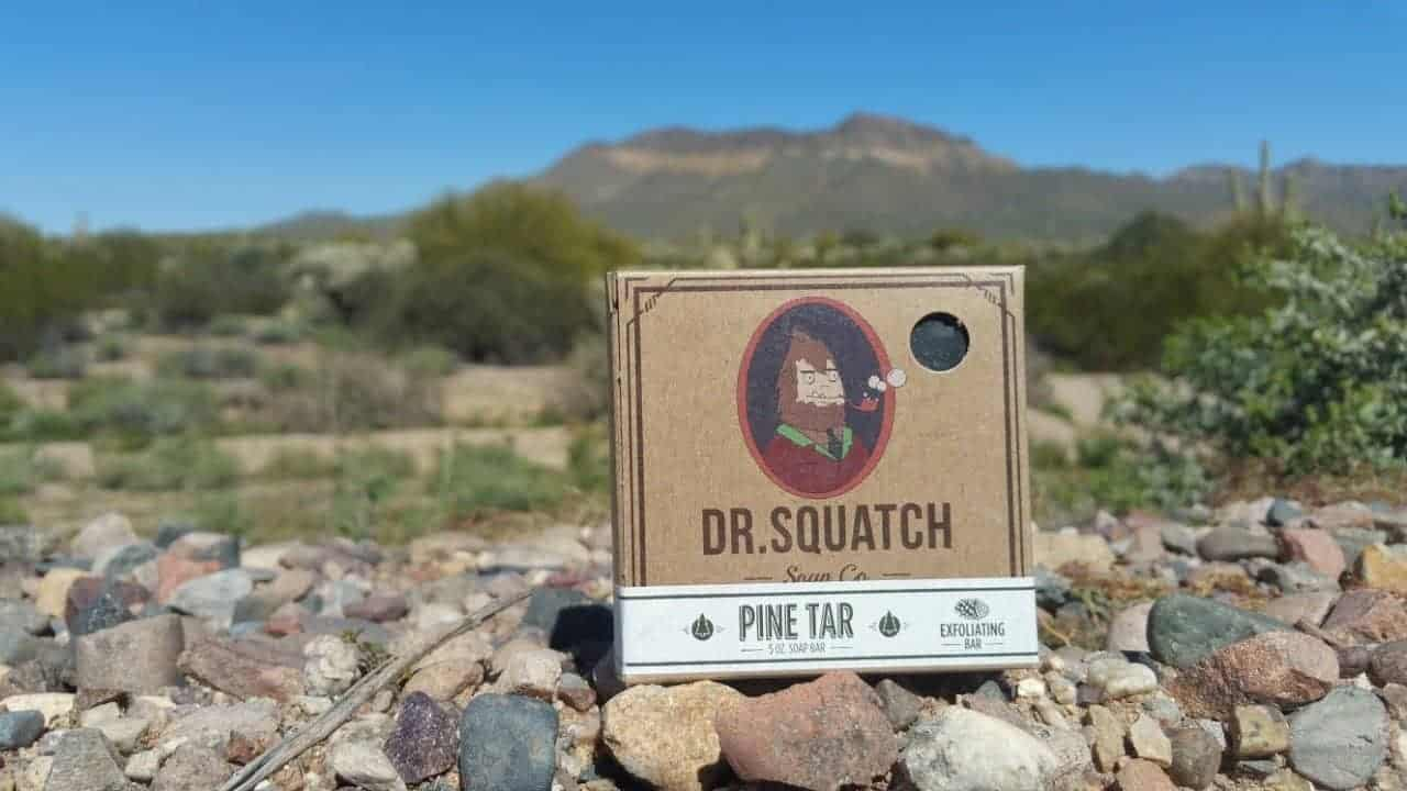 Dr Squatch Soap Review