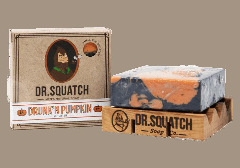 Dr Squatch Soap Review..